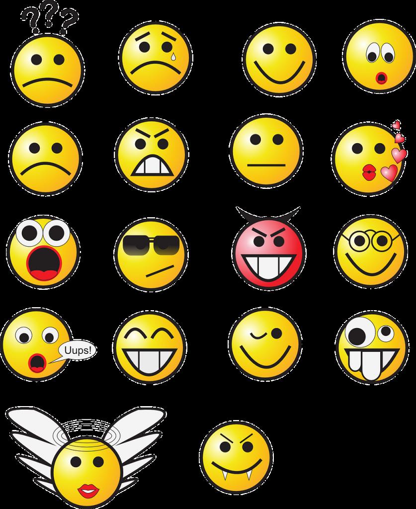 Symbole, Sonderzeichen & Emojis- warum so beliebt?